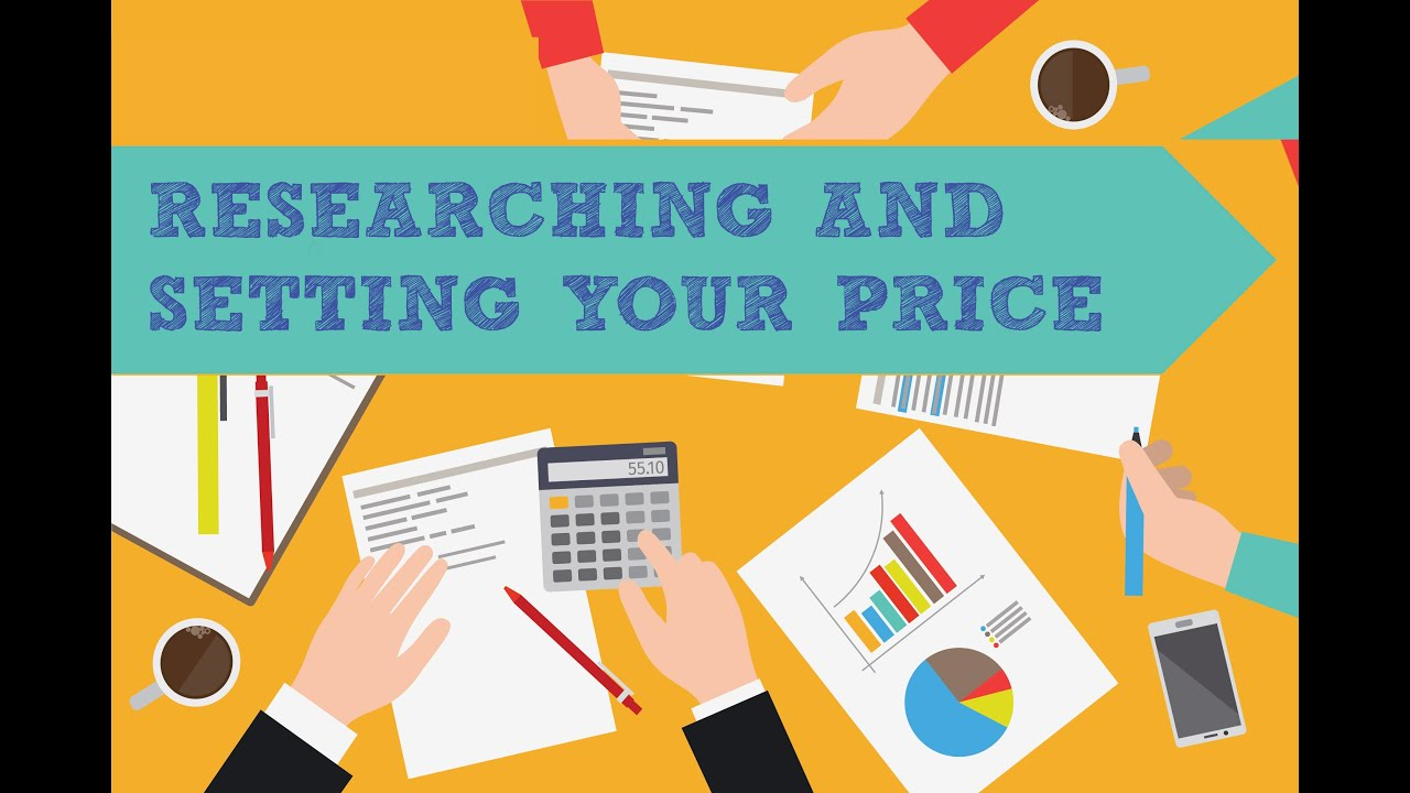 researching selling price